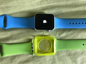 Apple Watch Series 1 Sport Green Blue BOXED