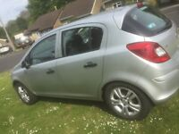 Vauxhall corsa breeze 1.3cdti spare or repair