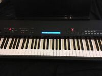 Stage Piano Yamaha CP40 (Like new). 88 Weighted keys. Gig bag, music stand, sustain pedal included.