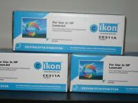 HP CE311A Cyan Compatible Laser Toner Cartridge HP Printers