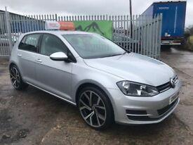 2014 Volkswagen Golf 1.6 TDI SE Bluemotion Tech **FINANCE AND WARRANTY** (a3,leon,megane)