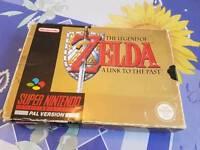 Snes Zelda link to past