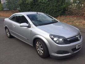 VAUXHALL ASTRA TWIN TOP SPORT[ 2007 ] CONVERTIBLE ; £ 1695