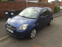 Fiesta Style 1.2 2007 57 Reg, Long MOT, Very Good Runner, Bargain Price