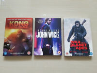 3 New/Sealed DVDs for sale. All 3 for only £9