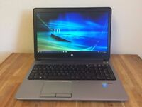 HP ProBook 650, Windows 10, intel Core i5 4200M ( 4TH GEN.) - 8 GB Ram Laptop PC