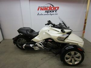 2015 can-am Spyder  F3 SE6