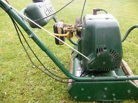 Atco traditional petrol lawnmower - self propelled in good working order