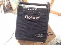 Rolland PM-10 V-Drum Amp