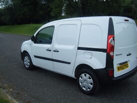 2011 RENAULT KANGOO 1.5 DCI 1 OWNER NEW MOT NEW PARTS EXTREMELY FRESH DRIVES LIKE NEW