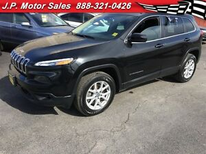 2015 Jeep Cherokee North, Automatic, 4x4, ***Accident Free***