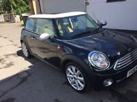 Minicooper 2006 1,6 petrol 107000 miles very clean good condition no have any problems