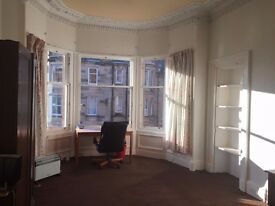 Very spacious double room available (£380 per month) in Morningside/Comiston