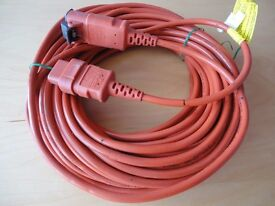 Flymo power cable, new, never been used.