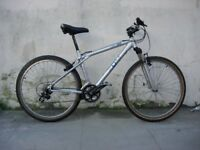 Mountain/ Commuter Bike by GT, Grey, Small Size, Aluminium Frame, JUST SERVICED/ CHEAP PRICE!