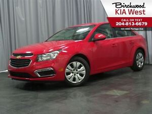 2016 Chevrolet Cruze LT /COLOUR IS RED HOT LIKE THIS DEAL