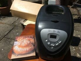 Morphy Richards Fastbake 2lb Breadmaker Model No 48282. Excellent condition.
