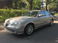JAGUAR S-TYPE 3.0 - SILVER - 93601 KM - YEAR 2000