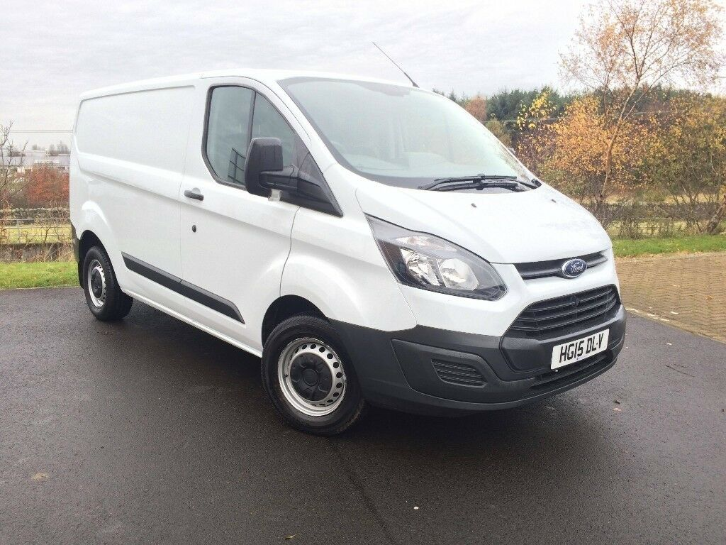 Ford Transit Custom L1 H1 Eco-Tech FWD *** REDUCED***