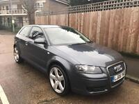 AUDI A3 1.6 SPECIAL EDITION 2007 MOT AUG SERVICE HISTORY EXCELLENT Condition LOVELY DRIVE ANY