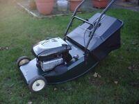 "HAYTER HARRIER 48, 19"" Self Propelled Roller Lawnmower. 5.5hp Serviced"