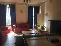 Double room GLASGOW WEST END £450pcm- flat overlooking Kelvingrove park