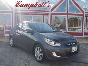 2012 Hyundai Accent GLS SUNROOF!! YES!! HEATED SEATS!! CRUIS