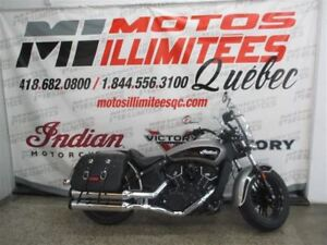 2017 Indian Motorcycles SCOUT SIXTY ABS