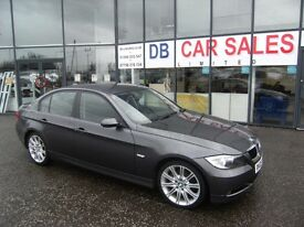 2005 05 BMW 3 SERIES 2.0 320D SE 4D 161 BHP***GUARANTEED FINANCE***PART EX WELCOME***
