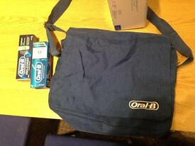 Oral b genius electric toothbrush + extras --gift pack RRP >£
