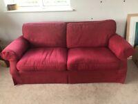 Laura Ashley large double sofa