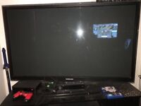 "Samsung 51"" Smart 3D Full Hd Plasma TV"