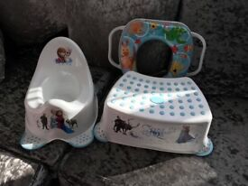 Potty toilet training bundle