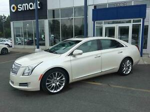 2013 Cadillac XTS Platinum Collection AWD BLANC DIAMANT