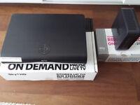 SKY + HD 250GB and HUB