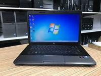 HP 655 AMD E2-1800 Radeon 1.7GHz 4GB RAM 320GB HDD Webcam Win 7 Laptop