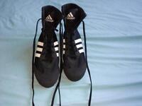 Adidas boxing boots UK size 8