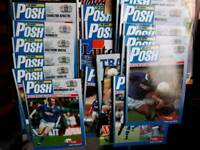 Peterborough United Programmes 1990's