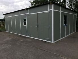 Workshop Space for Rent - Cheadle Hulme, SK8 6PT - 622 Sq Foot