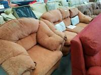 3seater sofa and armchair