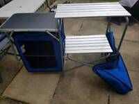 Large Camp Kitchen Stand