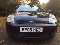 FORD Fiesta 2005-56000Miles-Full Documented History