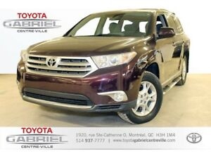 2011 Toyota Highlander Base 4WD