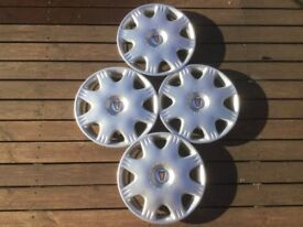 15 inch rover wheel covers (brand new)