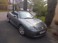 Low Mileage MG TF