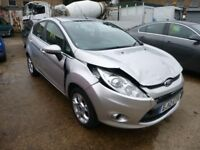FORD FIESTA - EJ12ETR - DIRECT FROM INS CO