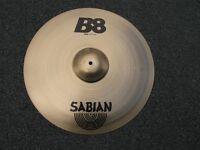 """Sabian B8 20"""" Ride Cymbal"""