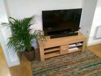 TV Unit stand with shelves