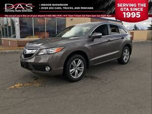 2013 Acura RDX PREMIUM LEATHER/SUNROOF/ONLY 40.000KM