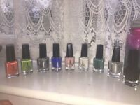 Gorgeous Nail Varnishes